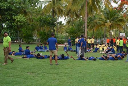 Team Building activities bangalore